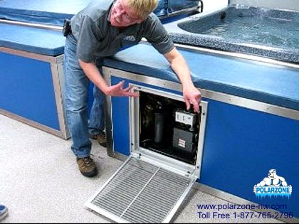 2010 Chicago Cubs Hydrotherapy Equipment Install At